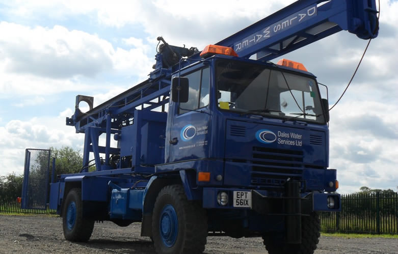 DWS Revamped drilling rig