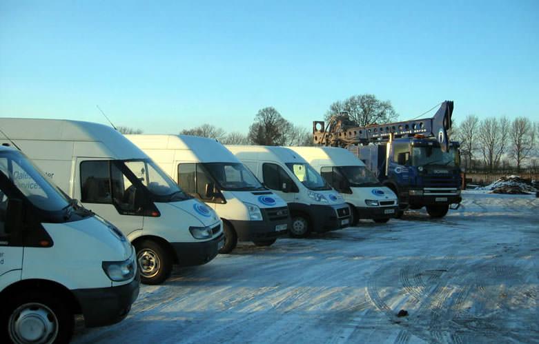 Dales Water Vans