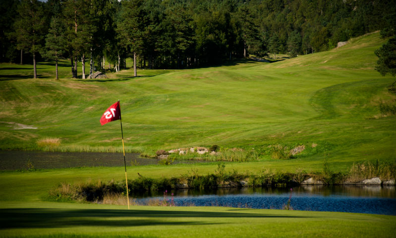 Golf Course Irrigration Systems