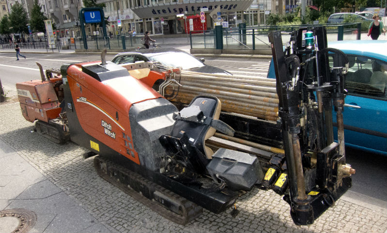 The Advantages of Horizontal Directional Drilling - Dales Water