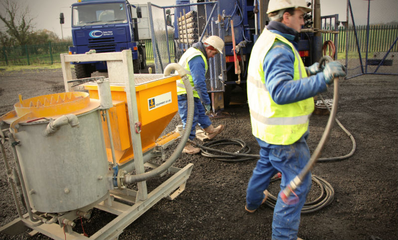 Borehole Design Best Practice: What Goes into a Fully