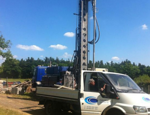 Benefits of Borehole Water Supplies for use on Pig Farms