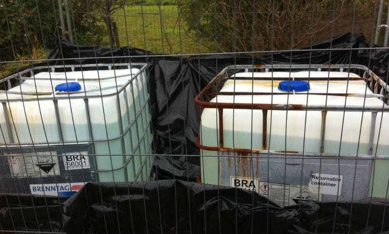 Borehole Acidisation Project