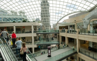 Boosting Water Pressure Shopping Centre