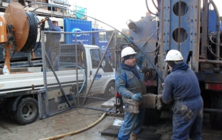 Problems with Borehole Construction