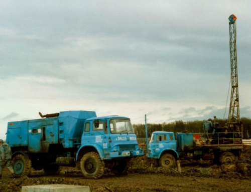 A Blast from the Past: RAF Leeming 1987 Borehole Project