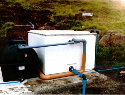Preventing Contamination Of Private Spring Water Supplies