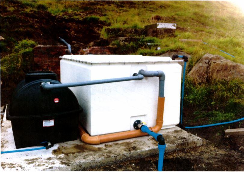 Spring Water Supplies Prevent Contamination
