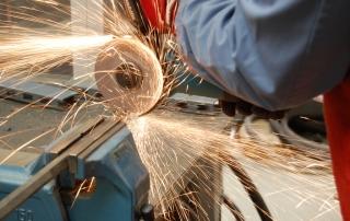 Angle Grinder / Abrasive Wheel Staff Training