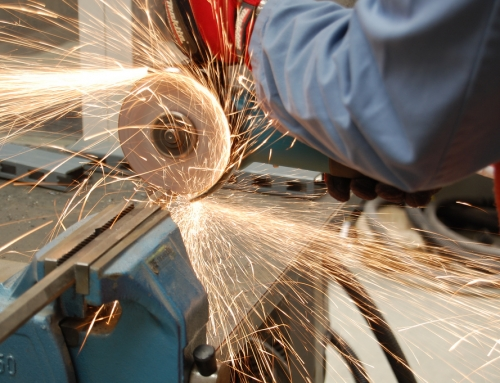 Angle Grinder / Abrasive Wheel Staff Training