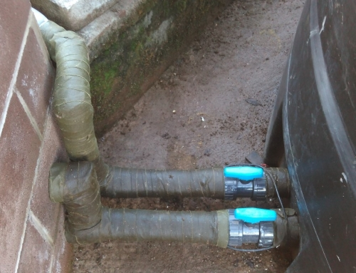 Blending Private Water Supplies to Mitigate Water Treatment Problems