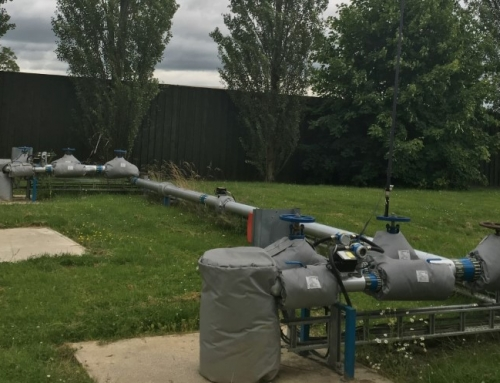 A Borehole Revisited: Pump Renovation Project