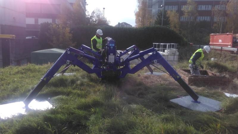 spider-crane-borehole