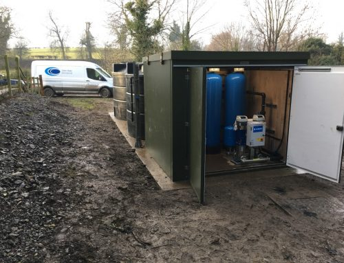 Dales Water Helps Animal Feed Supplier Tap into Borehole Water Supply